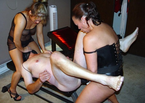 mistress jennifer in action